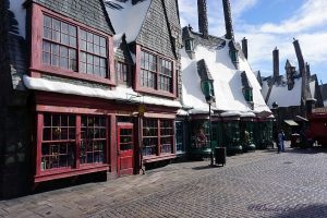 Hogsmeade - Harry Potter