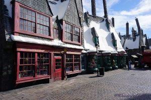 Hogsmeade - Harry Potter
