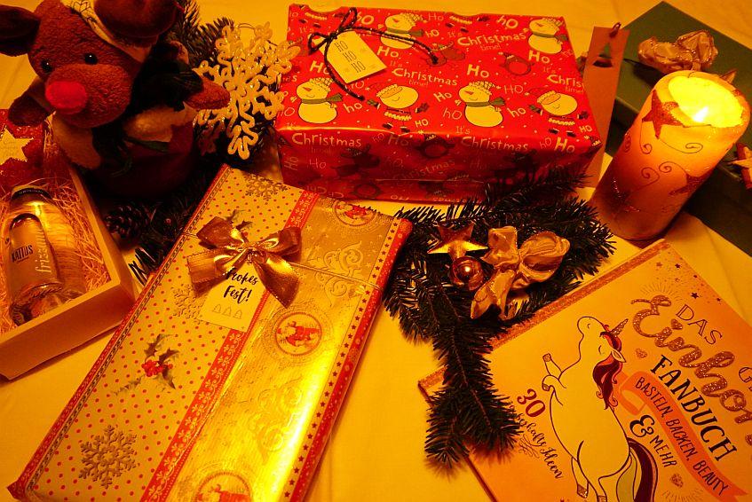 Christmas-Shopping – Geschenke, Geschenke, Geschenke