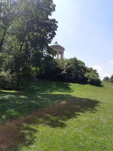 Monopteros im Englischen Garten