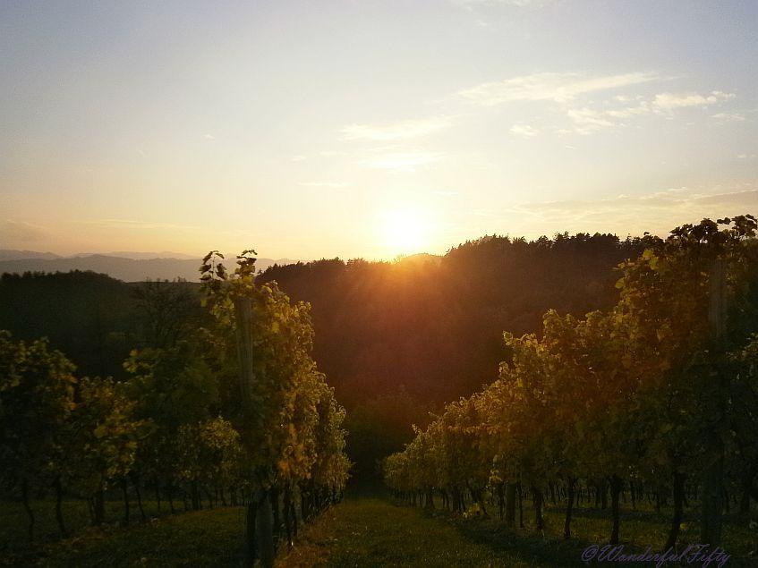 Carpe Diem - Sonnenuntergang