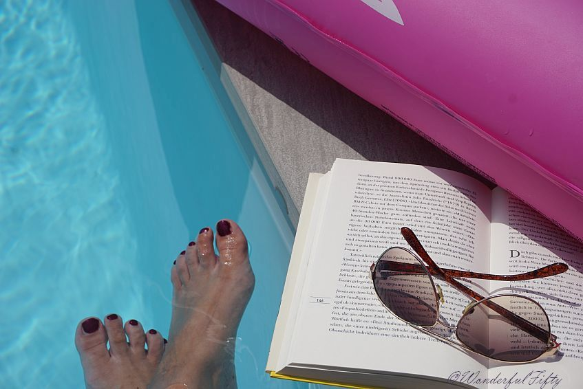 Buch - Sommerlektüre