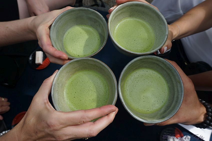 Japanischer Tee