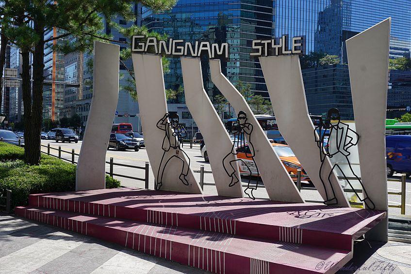 Gangnam in Seoul