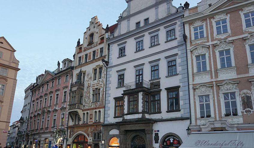 Prag - Gasse