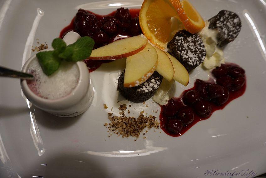 Dessert - Schokolade